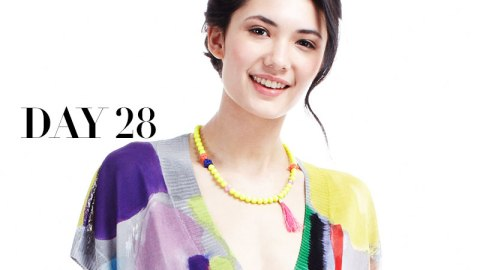 Day 28: Print-Mixing with Confidence | StyleCaster