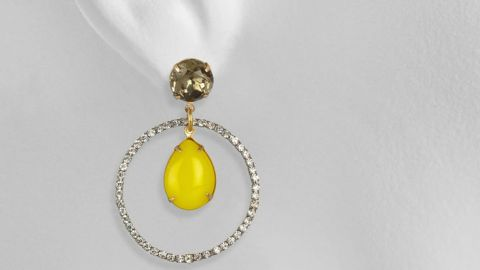 Want: A Pair Of Glittering Lulu Frost Earrings (On Sale!)   StyleCaster