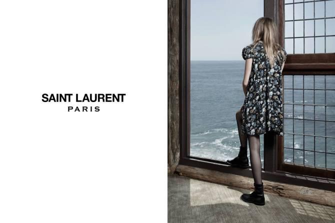 477741 10151625350458850 1739344692 o Cara Delevingne Stars In Saint Laurents Fall 2013 Campaign