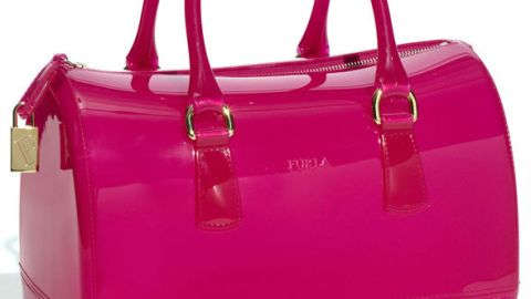 Want: A Fun and Functional Candy-Colored Jelly Bag | StyleCaster