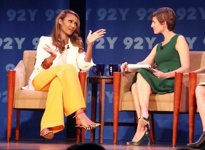 "Glamour Hosts ""Secrets Of Start-Up Queens"" Panel"
