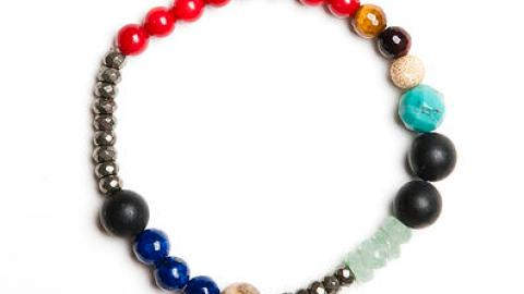 Want: A Colorful Beaded Bracelet (Whose Proceeds Go To Charity!) | StyleCaster