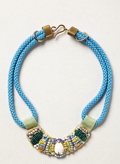anthro 8 Statement Necklaces That Scream Summer (And Cost Less Than $50)