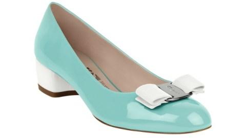 Stuff We Love: Custom Create Your Salvatore Ferragamo Dream Shoes | StyleCaster
