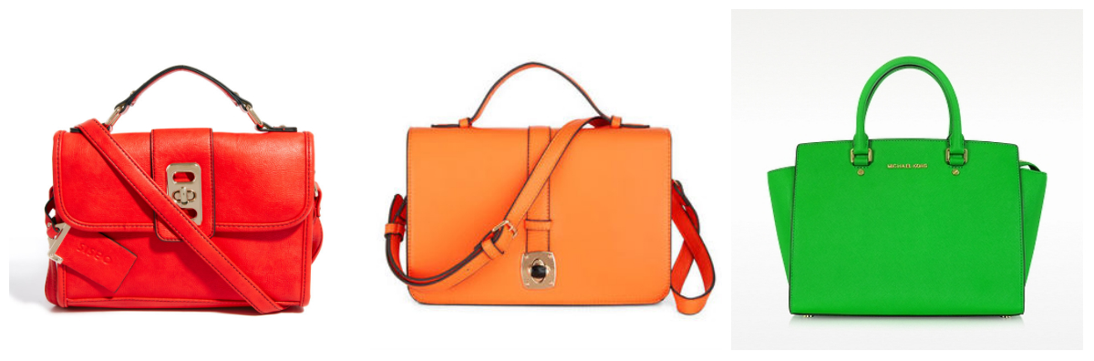 bags 4 Easy Ways To Add Color To Your Summer Work Wardrobe