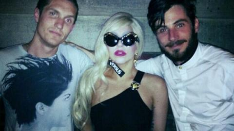 Lady Gaga Reportedly Debuted Snippets From New Album at Versace Party: Listen   StyleCaster