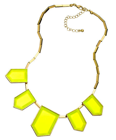 blubijouxmaxchloe 8 Statement Necklaces That Scream Summer (And Cost Less Than $50)