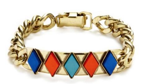 Want: A Masculine-Meets-Feminine Cuban Link Bracelet | StyleCaster