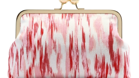 Want: An Adorable Ikat Clutch (That's Less Than $50!) | StyleCaster
