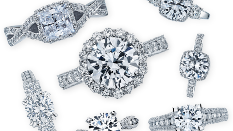 Explore Your Dream Engagement Rings With Tacori Collections   StyleCaster