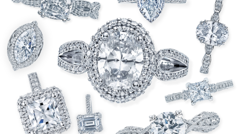Check Out Tacori's Super-Chic Engagement Rings For Every Type of Girl | StyleCaster