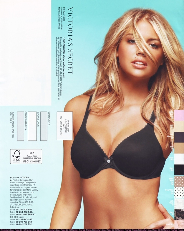 enhanced buzz 22531 1369407703 14 Report: Victorias Secret Used Old Photos of Kate Upton Without Her Permission