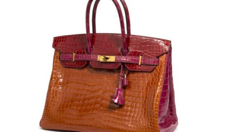 There's a New Record Price For a Hermès Birkin At Auction | StyleCaster