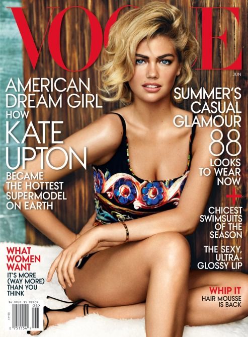 img kateuptoncover10 112604408931 Kate Upton Lands Her First <em>Vogue</em> Cover Shot By Mario Testino