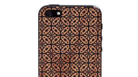 Want: A Chic Laser-Cut Wooden iPhone Case for $20 | StyleCaster