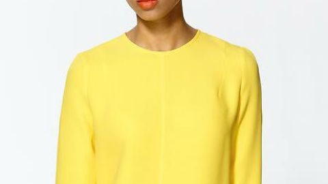 ROYGBIV Report: Sweeten Your Spring Wardrobe With Lemon Yellow Pieces | StyleCaster