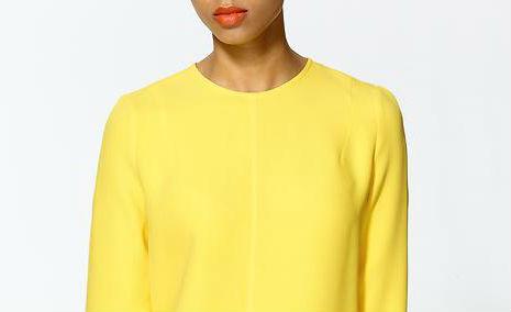 ROYGBIV Report: Sweeten Your Spring Wardrobe With Lemon Yellow Pieces