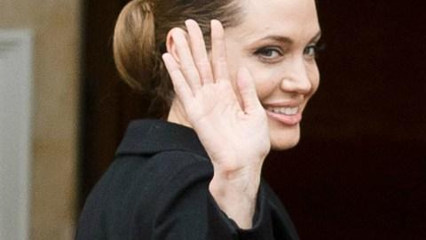 Angelina Jolie Bravely Reveals She Had A Double Mastectomy | StyleCaster