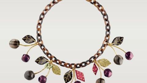 Stuff We Love: Bedeck Yourself In Louis Vuitton Cherries | StyleCaster