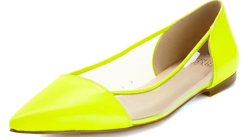 Impulsive Shopper: 6 Pairs Of Cute Pointy Flats For Under $100 | StyleCaster