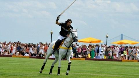 A Crash Course In Polo With Nacho Figueras | StyleCaster