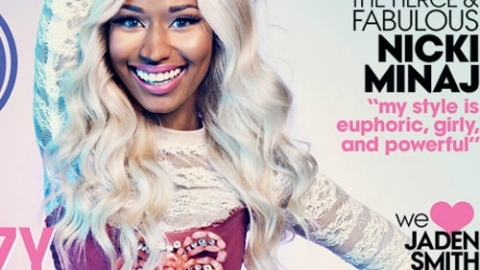 Nicki Minaj Covers Teen Vogue, Compares Music Industry To High School | StyleCaster