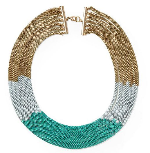 ombre1 8 Statement Necklaces That Scream Summer (And Cost Less Than $50)
