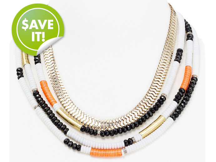 postsave 8 Statement Necklaces That Scream Summer (And Cost Less Than $50)