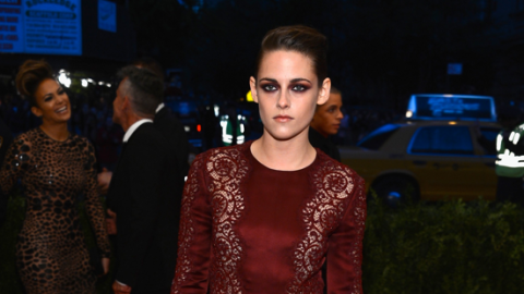 Kristen Stewart's Stylist Dishes on The Star's Met Gala Look And The One Trend She'll Never Try | StyleCaster