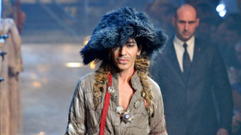 John Galliano's Workshop at Parsons Has Officially Been Cancelled | StyleCaster