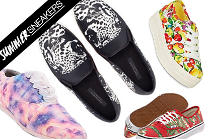 17 Pairs of Seriously Stylish Sneakers To Wear All Summer