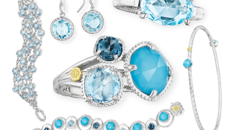 Attention Brides: Make Your 'Something Blue' Stand Out With These Jewels | StyleCaster