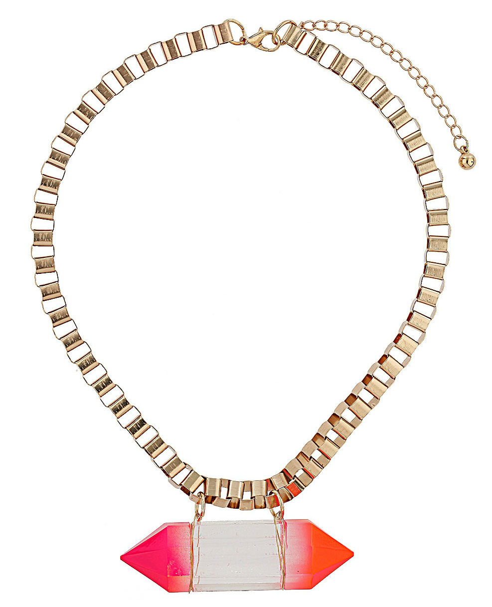 topshop1 8 Statement Necklaces That Scream Summer (And Cost Less Than $50)