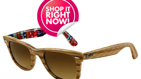 Shop It Right Now: Amp Up Your Cool Factor With 10 Pairs of Stylish Wayfarers   StyleCaster