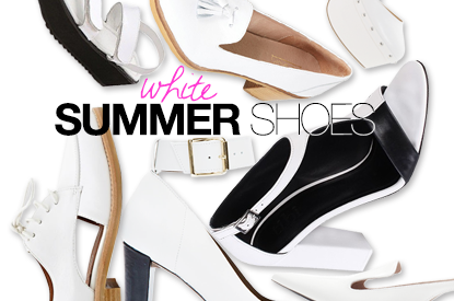 White Shoes For Summer: 25 Amazing Pairs To Buy Now