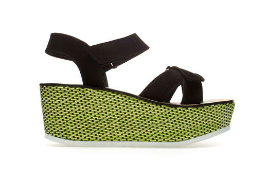 zara12 5 Pairs of Flatforms That Are Actually Chic (As Opposed To Clunky and Weird)