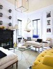 The Perfect Room: Shop This Mix-Master Manhattan Living Room