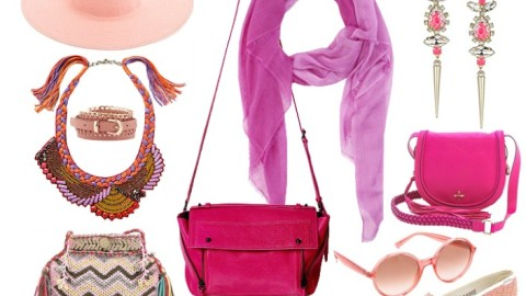 10 Pink Accessories to Bring Out Your Feminine Side | StyleCaster