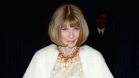 Hell Has Frozen Over Yet Again: Anna Wintour Reportedly Approved KimYe's Baby Name | StyleCaster