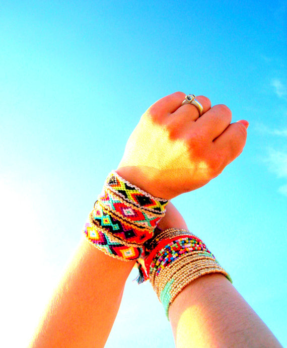 aztec Cool Summer Jewelry to Wear at the Beach (For Less Than $50!)