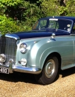 On the Auction Block: A Million Dollar Book and a 1956 Bentley