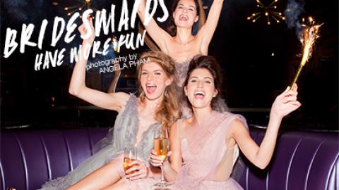 5 Stylish Bridesmaids Looks to Suit Any Wedding | StyleCaster