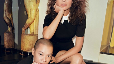 The Over-40 Models Continue To Rock It: Christy Turlington Poses For Prada, Jason Wu | StyleCaster