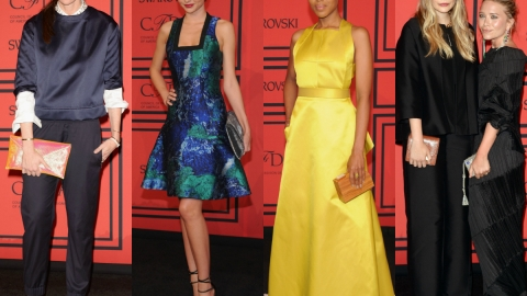 Red Carpet Recap: All The Fashion From The 2013 CFDA Awards | StyleCaster