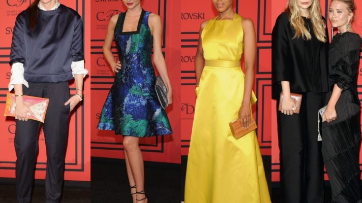 Red Carpet Recap: All The Fashion From The 2013 CFDA Awards