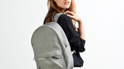 Want: A Supremely Stylish Backpack That's Also Socially Conscious | StyleCaster