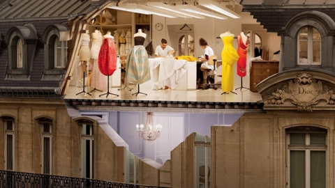 It Takes 200 Hours To Make a Dior Couture Dress | StyleCaster