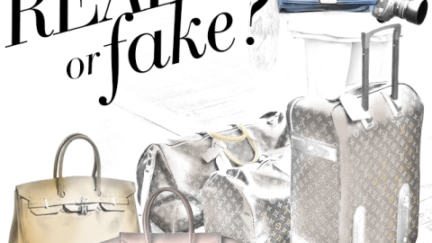Links to Click: How To Spot A Fake Designer Bag, Liz Taylor's Wedding Dress Auctioned, More | StyleCaster