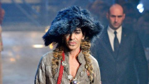 UPDATED: John Galliano Confirmed for Charlie Rose Interview | StyleCaster
