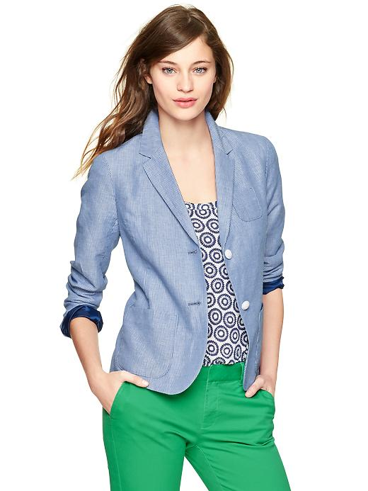 gap 10 Summer Blazers To Combat Freezing Air Conditioned Offices (For Under $100)